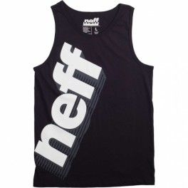 CAMISETA TIRANTES NEFF CORPORATE BLACK http://www.nucleolongboard.com/index.php?id_product=308&controller=product