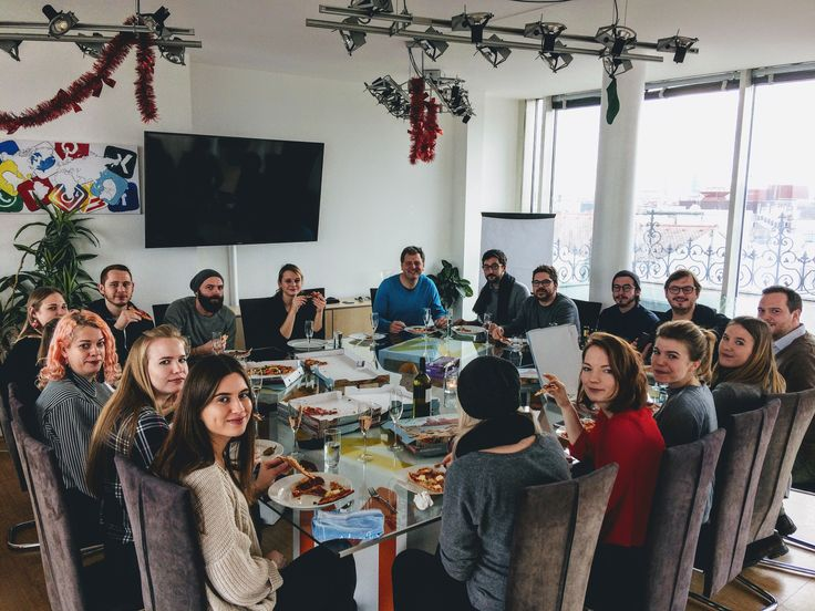 Office X-mas Party