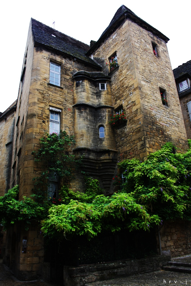 Sarlat in FranceFrance Mon, Post, Interesting House, Sarlat, Pinterest