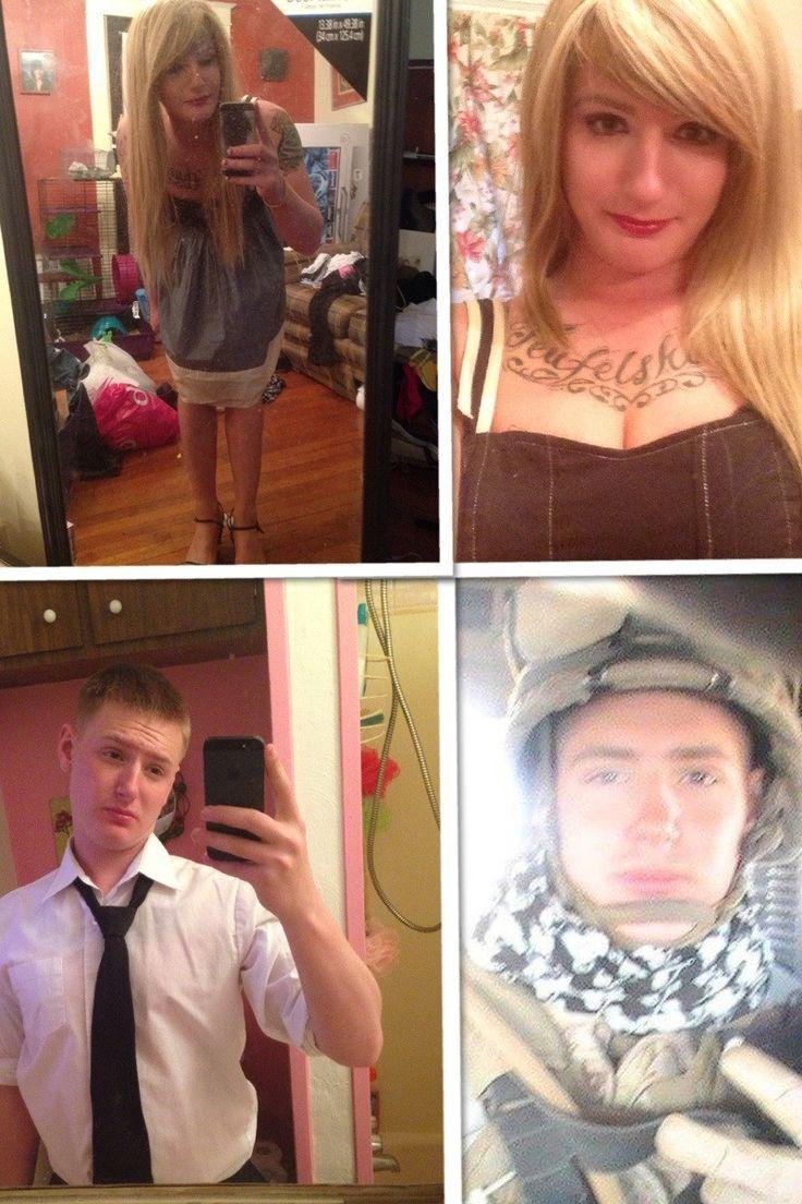 Pin De Alexandra Ysp Em Crossdressing  Tg  Transgender -2116