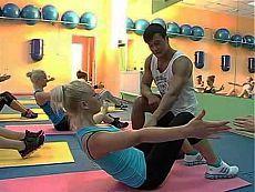 SUPER ćwiczenia na mięśnie pleców - YouTube