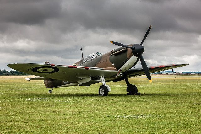 Spitfire P9374: Restored Fighter Shot Down Over Dunkirk Could Fetch £2.5 Million at Auction