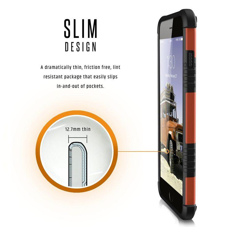 UAG iPhone 6 Plus / iPhone 6s Plus/ORANGE