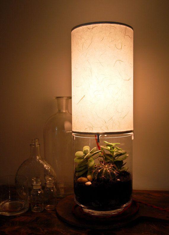 Etsy Terrarium L& & 68 best terrariums images on Pinterest | Gardening Plants and ... azcodes.com
