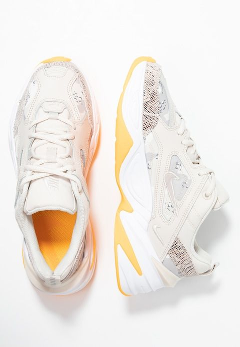solamente Medio gatear  Nike Sportswear M2K TEKNO - Joggesko - light orewood brown/moon  particle/sail/white/hyper pink/laser orange - Za… | Puma fierce sneaker,  Sneakers, High top sneakers