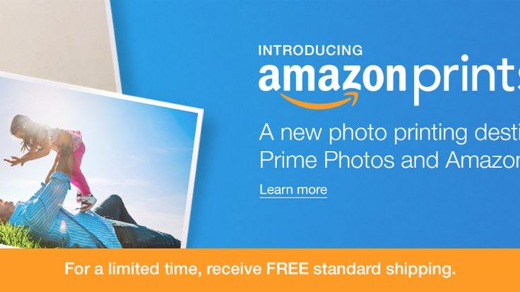 Amazon has started a new online photo printing service ...