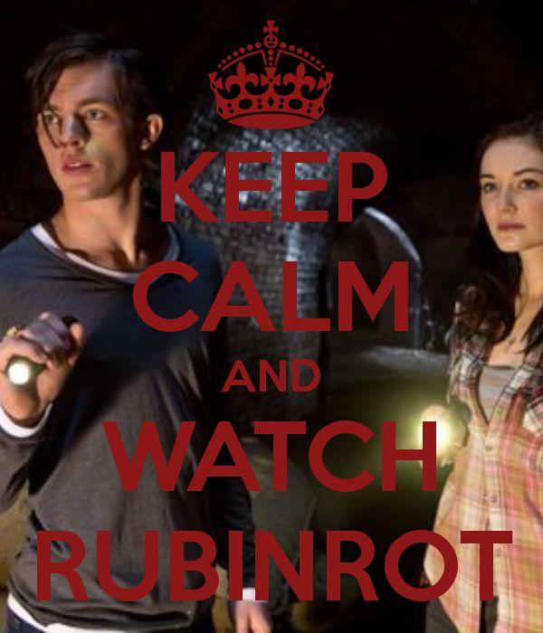 Keep calm and watch Rubinrot ist der beste Spruch der Welt :-)
