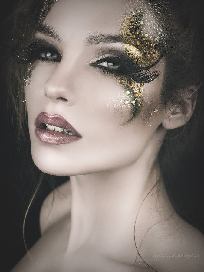 25+ best ideas about Extreme makeup on Pinterest