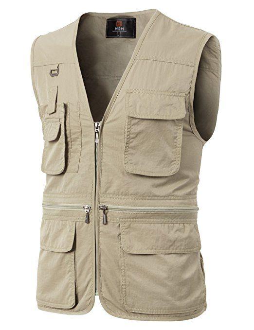 Pirate cargomaster vest