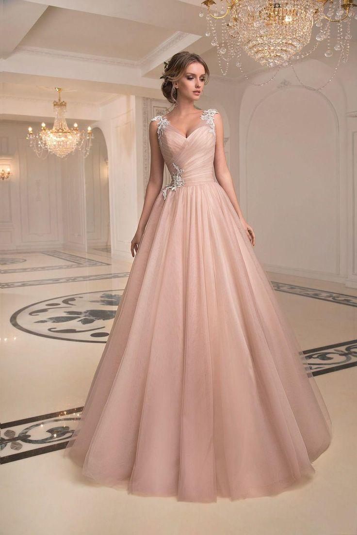 Свадебное платье «Ланда» Татьяны Каплун— купить в Москве платье Ланда из коллекции Примавера 2017 года
