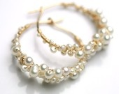 Flower Jewelry Nature Inspired Gemstone Jewelry on by fussjewelry