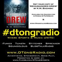 NBA, NHL, MLB, WSOP, & Indie Music - Powered by Rehumanized Drew on Amazon Kindle by dtongsports on SoundCloud