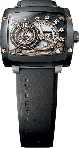 HLrs 01 Mechanical Skeleton Watch For Men