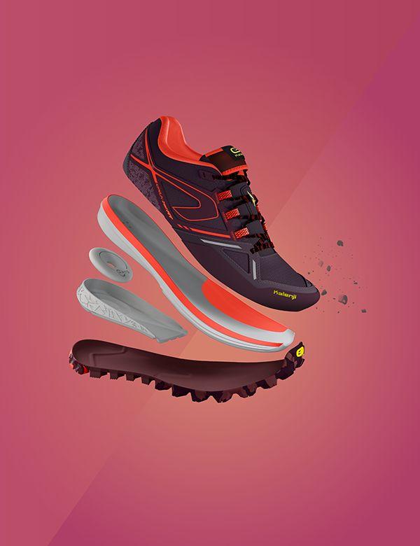 Hechas para dominar cualquier tipo de terreno. Las zapatillas Run Cushion Grip de Kalenji dotadas de una suela polivalente, te permitirán correr en las mejores condiciones. #Running #Deporte #Decathlon