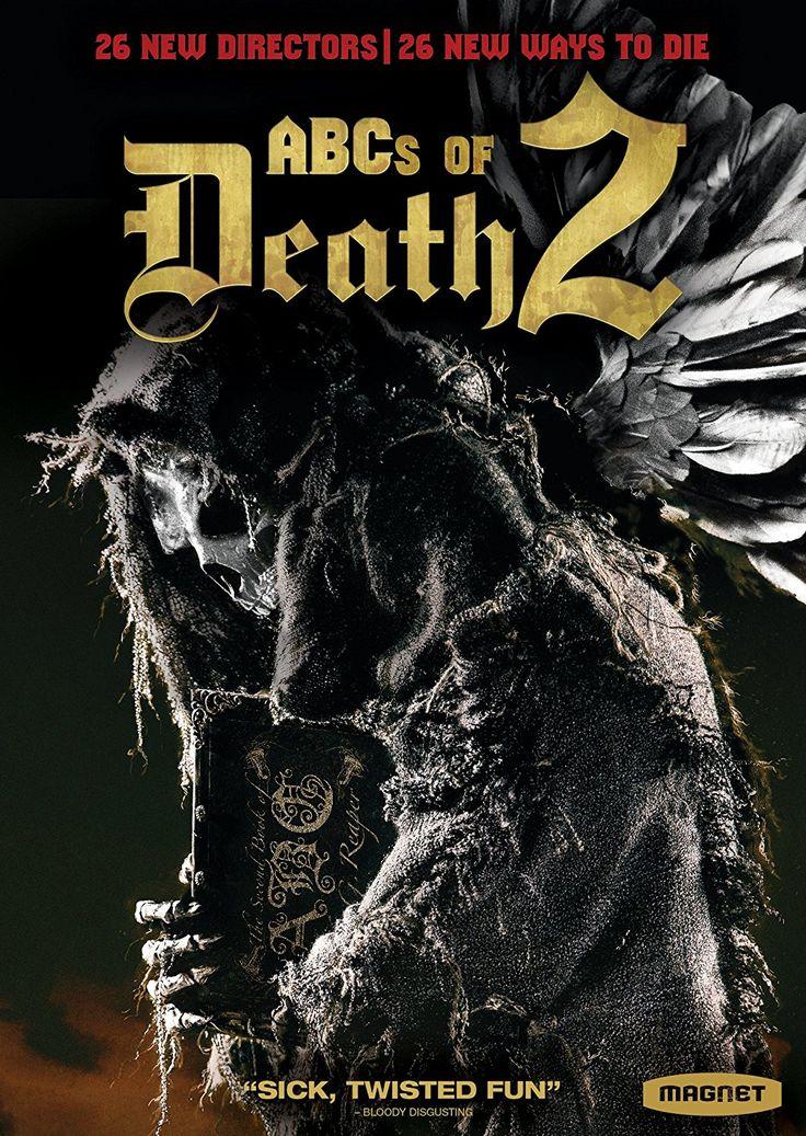 Amazon.com: ABCs of Death 2: Martina García, Béatrice Dalle, TWENTY-SIX New Directors!: Movies & TV