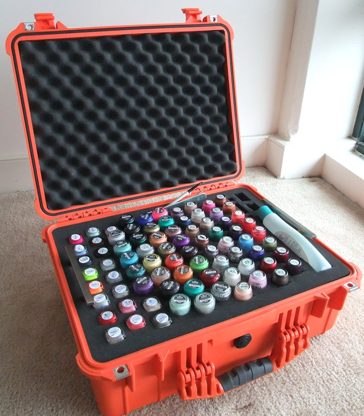 Magnificent Nail Polish Holder Box Component - Nail Art Ideas ...