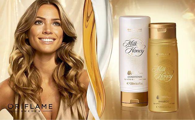 «Молоко и мед — Золотая серия» #уход_за_волосами #шампунь #красота  #hair_care #shampoo #beauty