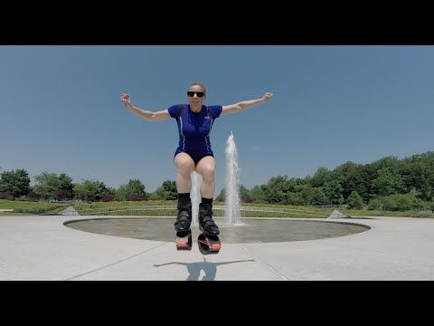 Basic Kangoo Jumps Steps                                                                                                                                                                                 More