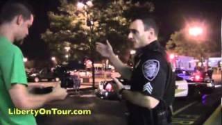 Police vs. Civilians w/ Video Camera, via YouTube.