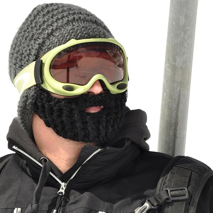 Beardo Dark Gray