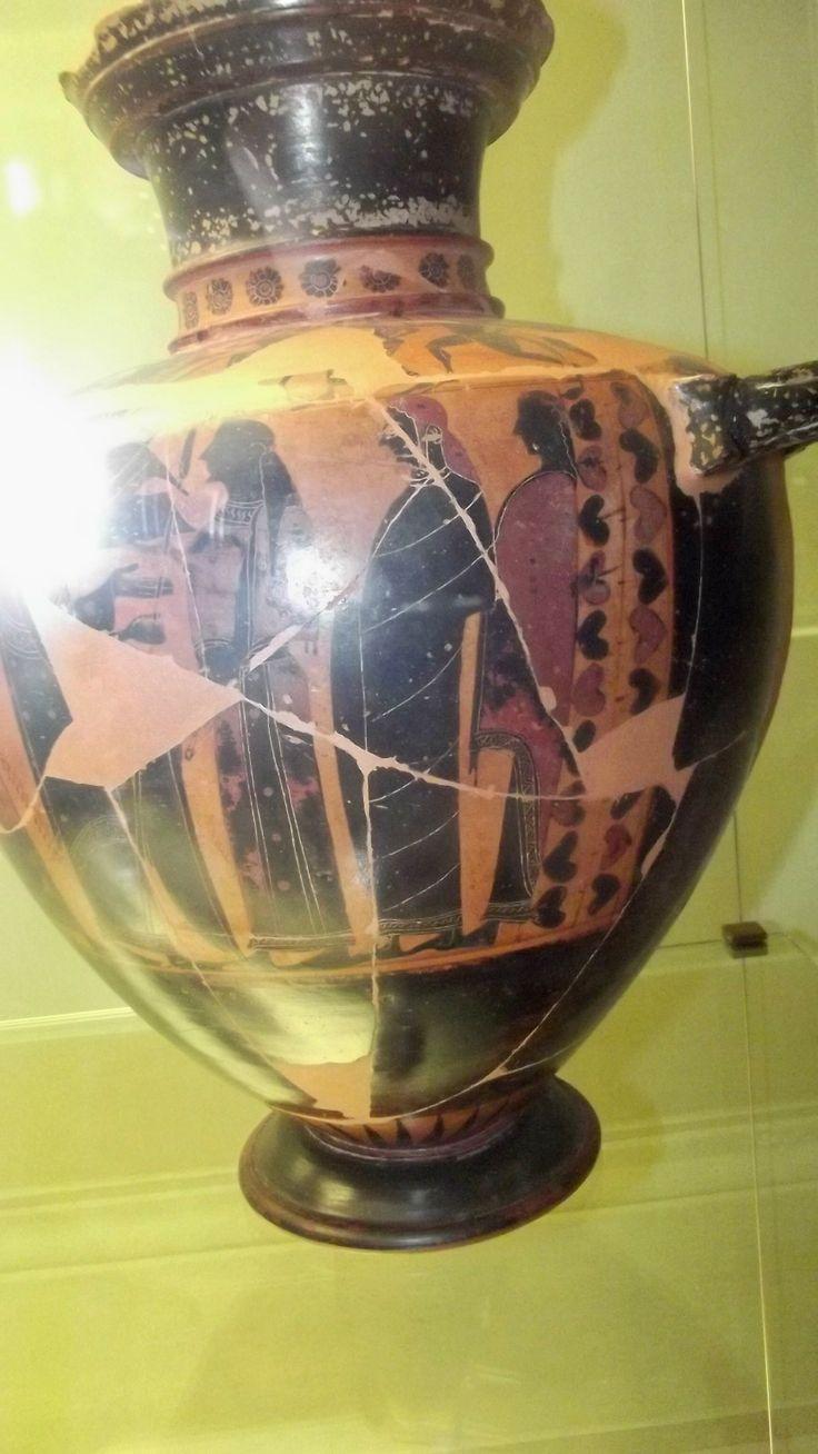 20 best vasellame greco ed etrusco a firenze e altrove for Vaso attico