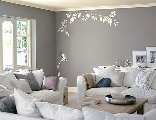 Shades of Grey - lounge ideas