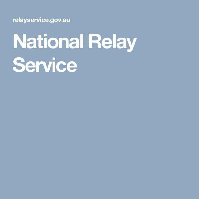 National Relay Service - This phone service is a way in which communication is facilitated for deaf or hearing impaired.  I think it is a great resource and more people should be aware of the service.