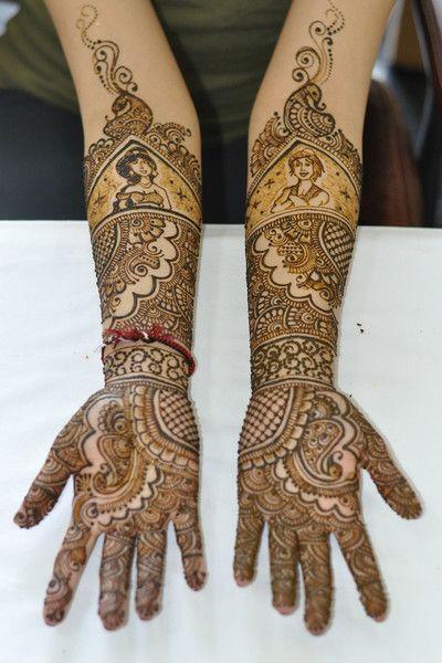 Mehndi Maharani 2013 Finalist: Henna Craze http://maharaniweddings.com/gallery/photo/13913