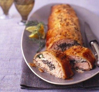 Cucina russa: coulibiac di salmone | Ricette di ButtaLaPasta