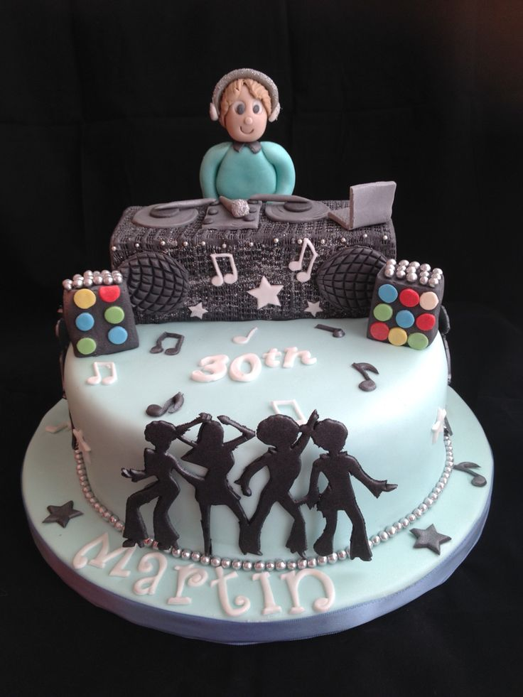 dj cake decorations 100 images mimi to you sweet and stylish