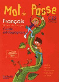 Ingrid Degat et Cécile De Ram - Français CE2 Mot de passe - Guide pédagogique. 1 CD audio  https://hip.univ-orleans.fr/ipac20/ipac.jsp?session=R49088IG57355.4279&profile=scd&source=~!la_source&view=subscriptionsummary&uri=full=3100001~!591909~!0&ri=1&aspect=subtab48&menu=search&ipp=25&spp=20&staffonly=&term=mot+de+passe+ce2+fran%C3%A7ais+guide+p%C3%A9dagogique&index=.GK&uindex=&aspect=subtab48&menu=search&ri=1