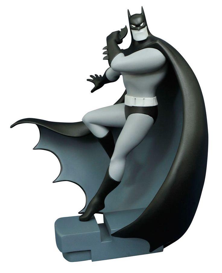Estatua Almost Got 'Im Batman 23 cm. Batman: la serie animada. Exclusiva SDCC 2016. Diamond Select  Estupenda estatua de Batman de 23 cm, fabricada en material de PVC, 100% oficial y licenciada vista en Batman: la serie animada. Es perfecta como detalle a todos los fans de esta serie, además de exclusiva de SDCC 2016.