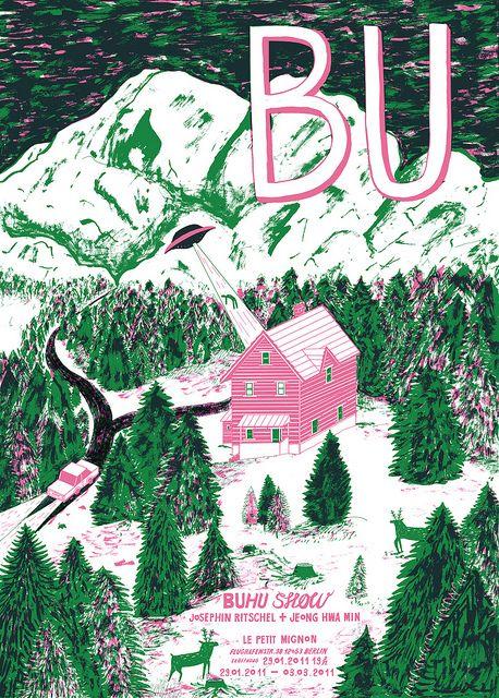 Buhu Show: by Josephin Ritschel + Jeong Hwa Min