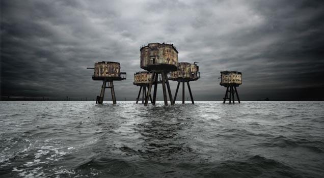Fortes do Mar de Maunsell