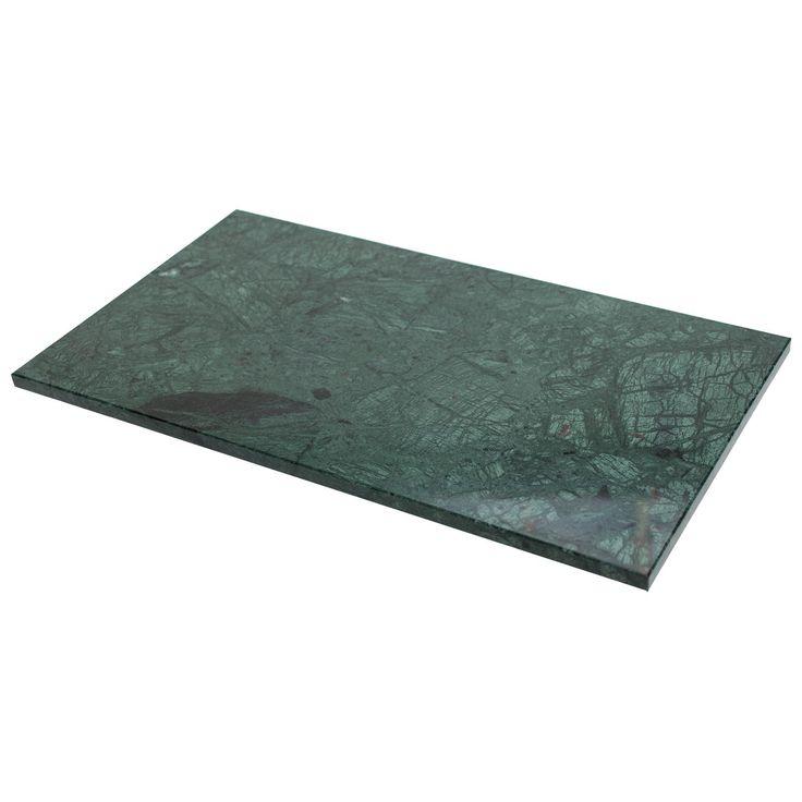 Loft byrå toppskiva, grön marmor i gruppen Möbler / Tillbehör möbler / Övrigt hos RUM21.se (1022796)