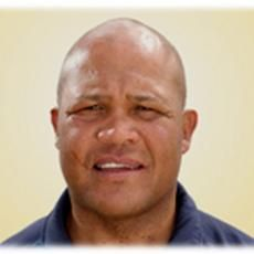 "In memory of former Springbok player, Marthinus ""Tinus"" Linee."
