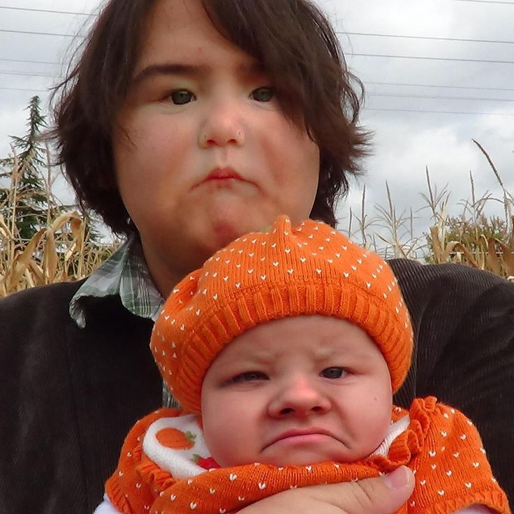 Baby and parent face swap up