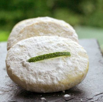 » Martha Stewart épisode 2 : Biscuits fondants au citron vert - La cuisine de Mercotte :: Macarons, Verrines, … et chocolat