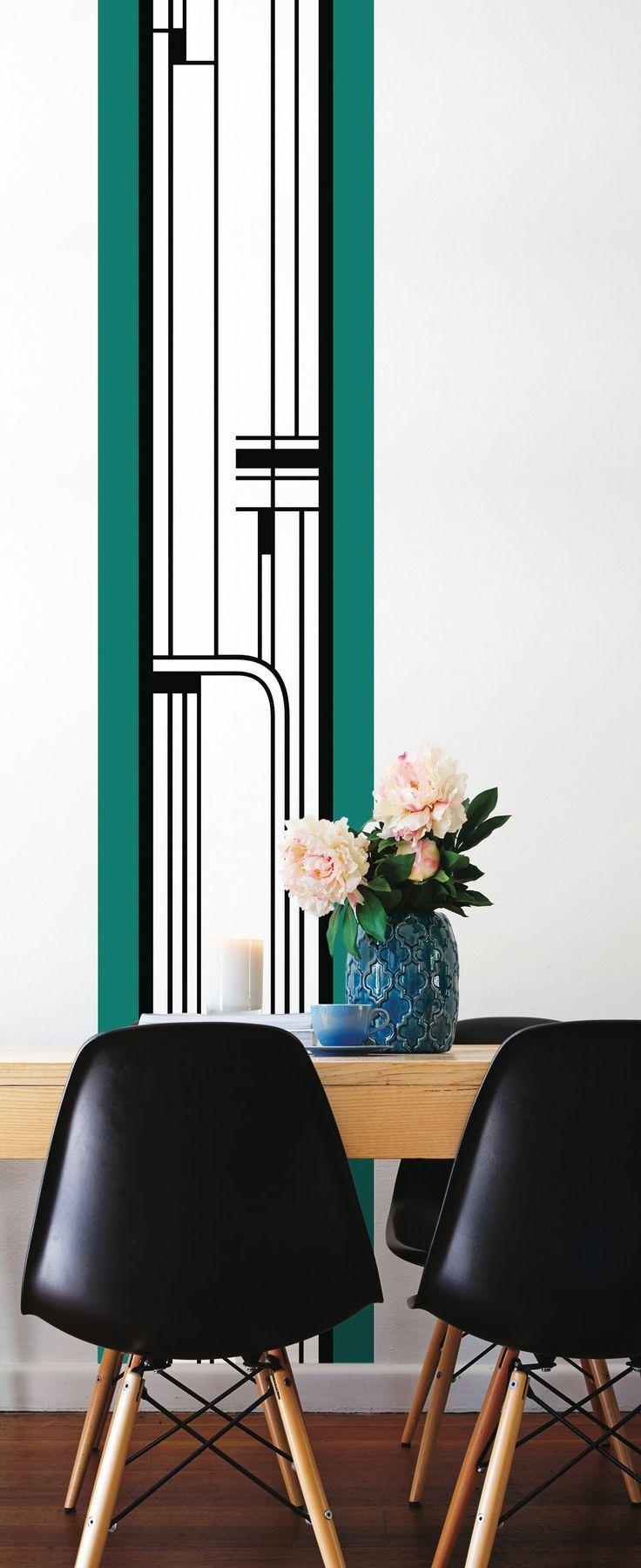 Les 25 meilleures id es concernant papier peint pour salle - Papier peint pour salon et salle a manger ...
