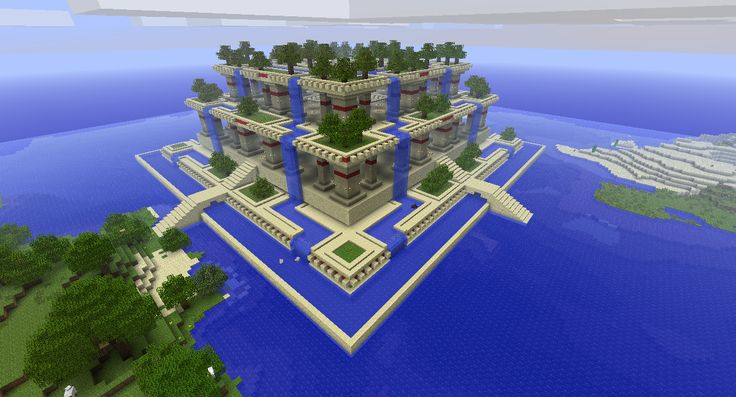 Multigaming Brochette :: Forum - [Minecraft] Jardins suspendus de Babylone :: Bienvenue ::