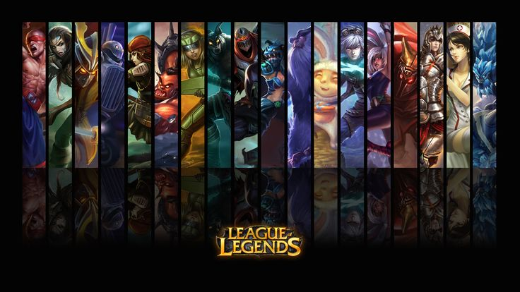 League of Legends Wallpapers : Find best latest League of Legends Wallpapers in HD for your PC desktop background & mobile phones.