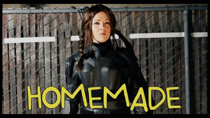 Homemade Remake of the Trailer for 'The Hunger Games: Mockingjay – Part 1′