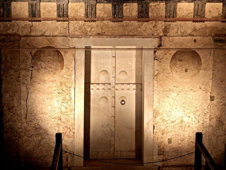 Vergina - DEFINITELY GREECE - Premium trips in Greece