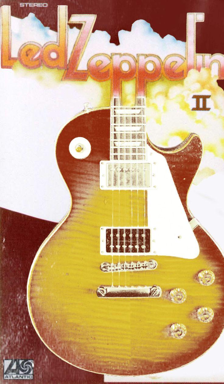 Led Zeppelin II poster by MitchBaker13.deviantart.com on @DeviantArt