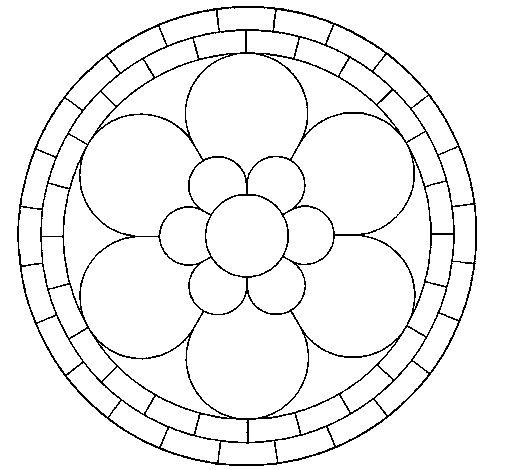 Dibujo de Mandala 2 para Colorear y Pintar en Línea. En Dibujos.net encontrarás cientos de dibujos para colorear y pintar en línea. ¿A qué estás esperando?