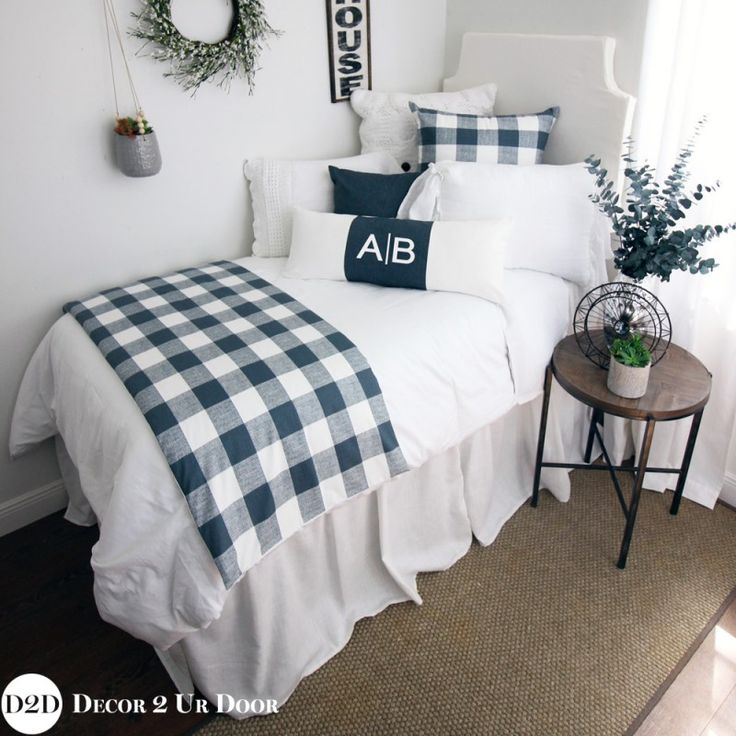 Best 25+ Dorm Bed Skirts Ideas On Pinterest | Monogram Dorm, Bed Designs  Latest And Dorm Room Walls Part 18