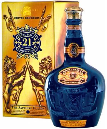 Chivas Royal 21yr Scotch Whiskey