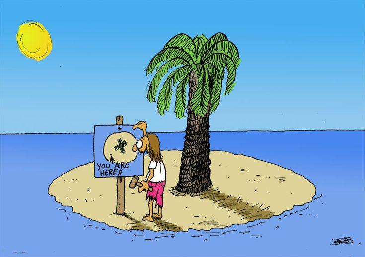 Ручной, картинки островов смешные