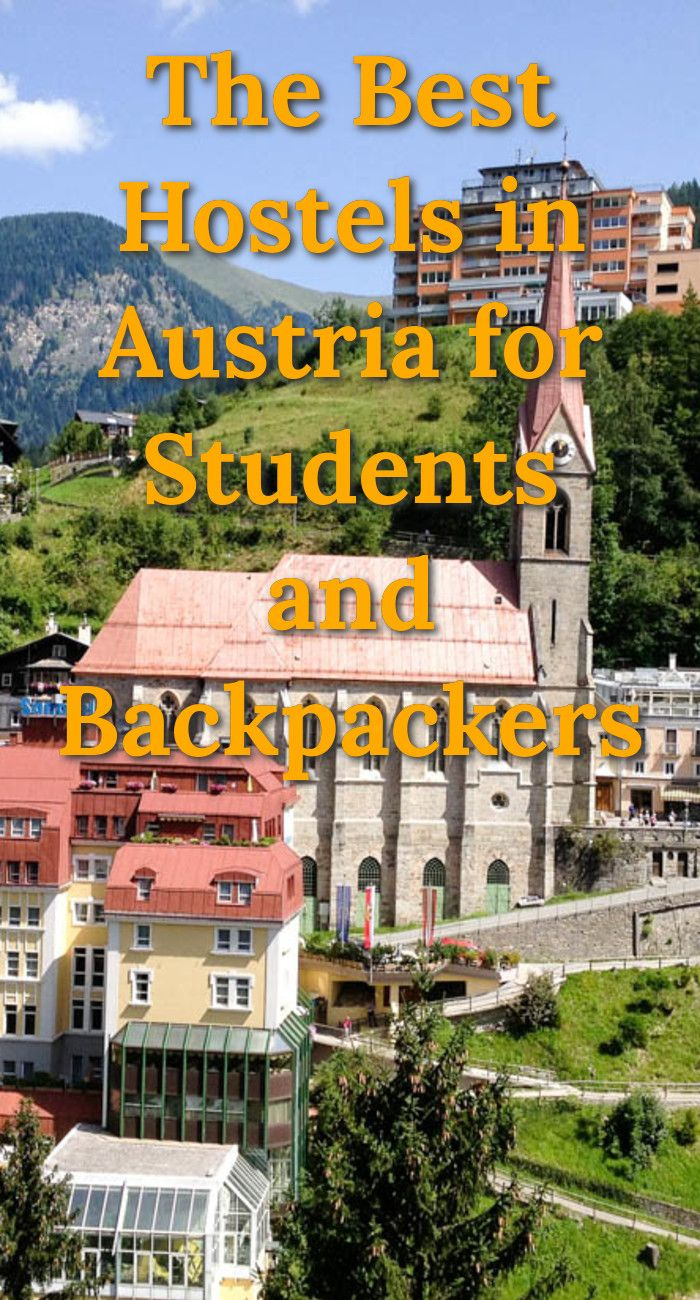 The Best Hostels in Austria for Students and Backpackers: Vienna | Salzburg | Innsbruck | Graz Austria is a beautiful and fun country to…