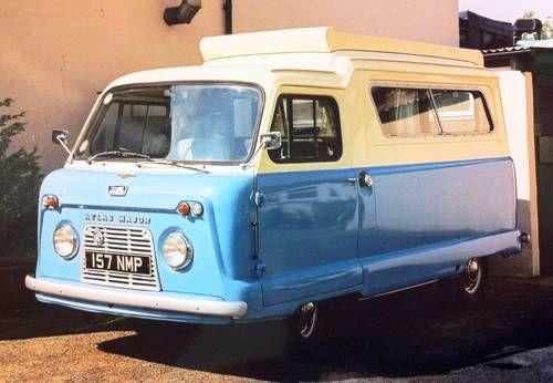 Standard Atlas Camper - (1960)